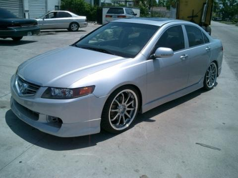 Acura  2004 on Acura Tsx   Hot Sale Area   Srl