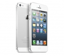 iPhone 5 blanco en venta